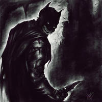 Batman by Blackknight1987