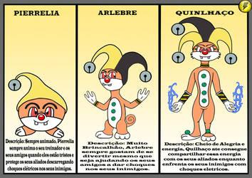 Cristalia Monsters contest original by augustelos