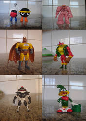 Sonic custom caracters compilation by augustelos