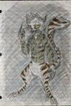 The Freak as a Chlavem -Request- by Taqresu650