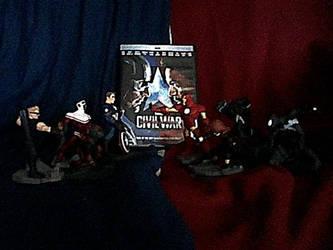 Infinity Civil War by Taqresu650