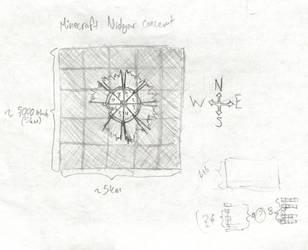 Minecraft Midgar Concept Art (xboxOne) by Taqresu650