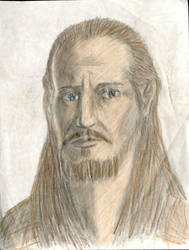 Qui Gon Jinn (Restored) by Taqresu650