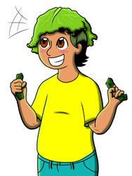 Lettuce Head by k-Liight