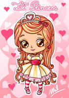 Lil'Princess by honeymil