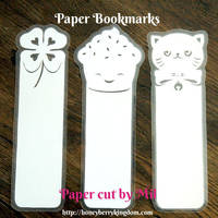 Bookmarks by honeymil