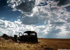 my life - ruined car by witigo