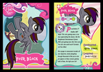 Four Block - Trading Card by Nerd-Pony