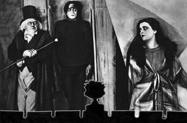 Cassie Watches Caligari by serizawa3000
