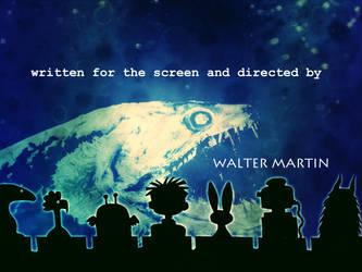 Walter Martin in color by serizawa3000