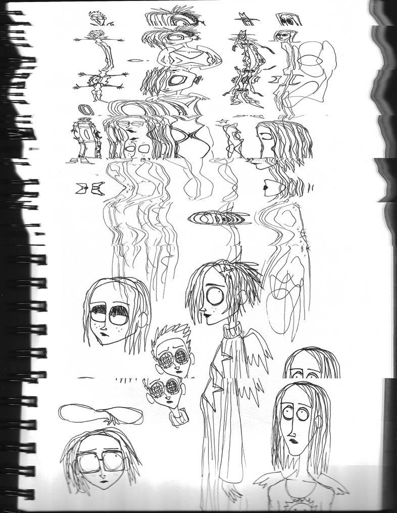 Weird scan by serizawa3000