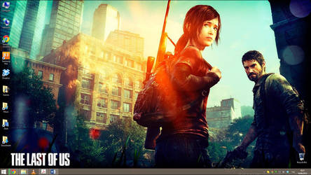 Desktop 14/06/13 - The Last of Us by KCobra