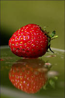 Strawberry by UffdaGreg
