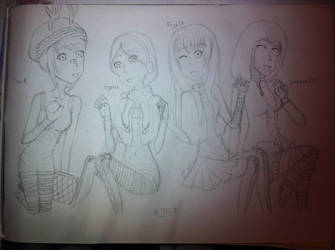 Gift for Erza10, timi8, johanne112 and cyprie by PePSii-3