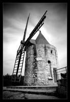 Moulin Alphonse Daudet by GregColl