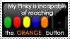 Guitar Hero- Orange Button by Kanname-Fitzpatrick