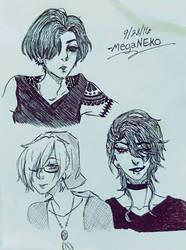 Headshot samples by MegaNE-KO