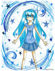 JulieLeeo contest entry by Miyuchi12