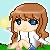 my first pixel making by Miyuchi12
