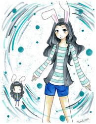MisoEverything fan art by Miyuchi12