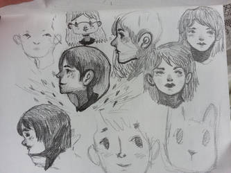 sketches by asmuchospossible