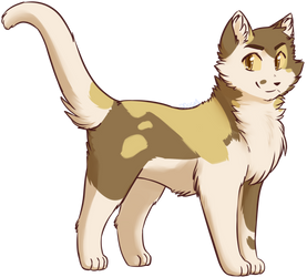 Simatra -Gift- by Spottedfire-cat