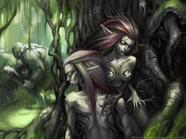 hunters by maruhana-bachi
