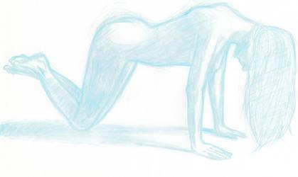 Life Drawing 1 by StriderSoryu