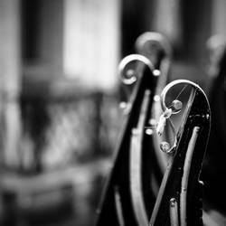 Venice Gondolas by Stilfoto