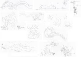 More MH Concepts Yet by DinoHunter2