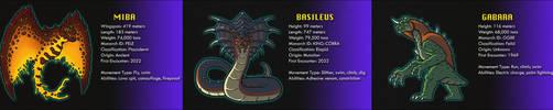 Terra Monstrum: 7-9 by DinoHunter2