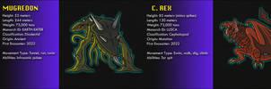 Terra Monstrum: 10-12 by DinoHunter2