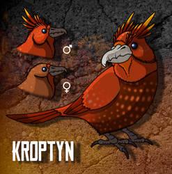 Tarrun: Kroptyn by DinoHunter2