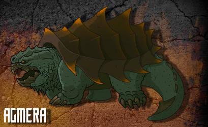 Tarrun: Agmera by DinoHunter2