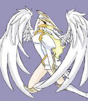 Athena by didntI