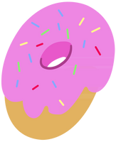 Donut Joe Cutie Mark Vector by Pablo09042