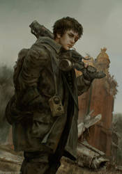 Boy by VargasNi