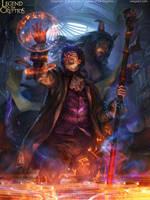Faust the Savant Reg by VargasNi
