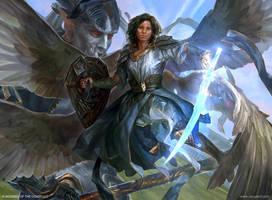 Regna, the Redeemer by VargasNi