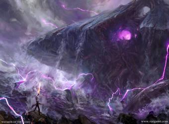 Through the breach by VargasNi