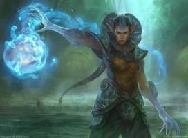 Frilled Mystic by VargasNi
