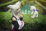 Miqo'te from Final Fantasy XIV by Yuichan-luv