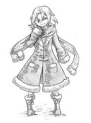 [AT] Winter Kira by Neysun