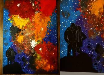 In a Galaxy... by Kresli