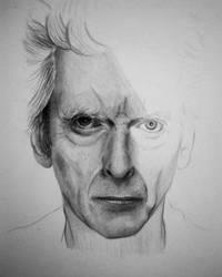 Doctor Who WIP by Kresli