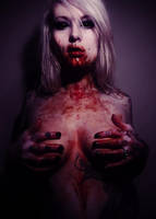 Doused in Blood by LadyStarDustxx