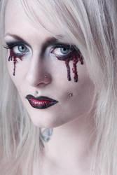 Tears of Blood by LadyStarDustxx
