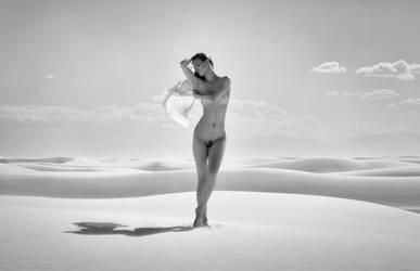 Desert Utopia by melannc