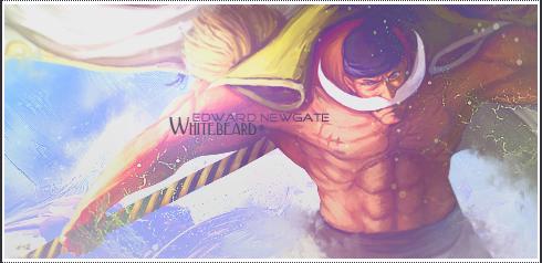 Whitebeard Edward Newgate OP by Kamishiro-Yuki