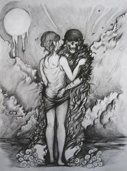 Embrace the Dark by Kamishiro-Yuki
